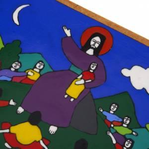 Quadretto Gesù con i bambini s2