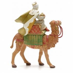 Re moro con cammello 12 cm Fontanini s2