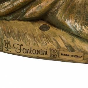 Rey Mago negro 180 cm. resina Fontanini s6