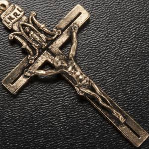 Rosario Ghirelli grani perlati Madonna di Fatima 6 mm s4