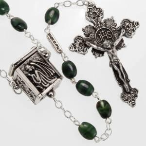 Rosari Ghirelli Outlet: Rosario Ghirelli vetro verde crociera cubo apribile