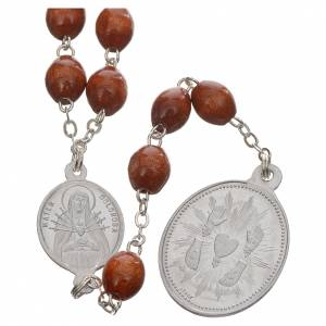 Devotional rosaries: Rosary dedicated to Our Lady of the Five Wounds