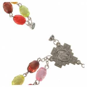 preiswerte Rosenkränze: Rosenkranz Wunderbare Gottesmutter Harz Perlen 8x10mm
