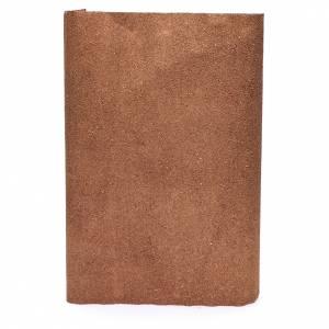 Muschio, licheni, piante, pavimentazioni: Rotolo carta marrone per presepe fai da te 50x70 cm