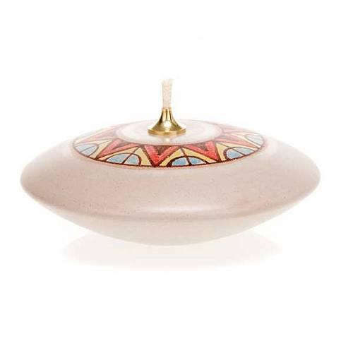 Round ceramic lamp s3