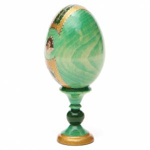 Russian Egg Passionate Virgin Fabergè style 13cm s3