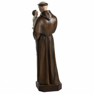 Saint Anthony of Padua, 100 cm painted fiberglass statue s12