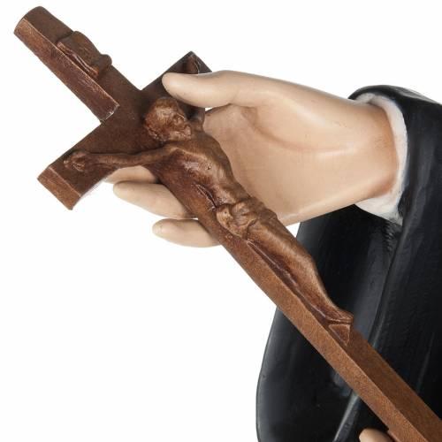 Saint Rita of Cascia,  fiberglass statue, 100 cm s7