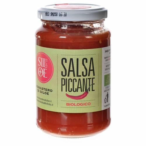 Salsa piccante Siloe 340 gr s1