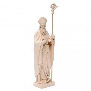 San Patrizio in legno naturale s3