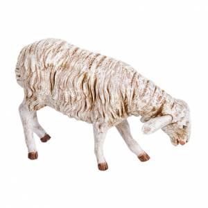 Krippentiere: Schaf Fontanini Krippe 65 cm stehend aus Harz