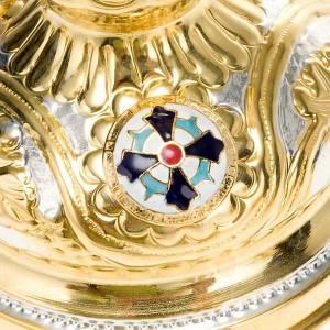 Cálices, Copones y Patenas metal: Serie completa Divina Liturgia ortodoxa