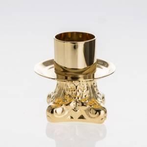 Set d'autel en laiton doré 3 pcs s7
