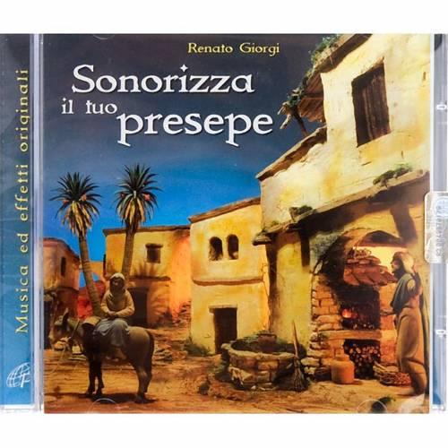 Sonoriza el belén CD s1