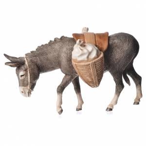 Standing donkey with saddle 13cm Moranduzzo s1