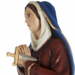Statue Notre Dame des Douleurs 80 cm fibre de verre s3
