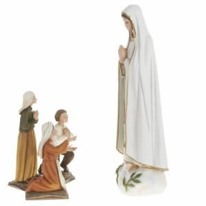 Fiberglas Statuen: Statue Unserer Lieben Frau Fatima 60 cm Fiberglas