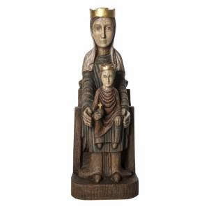 Statue Vierge Couronnée de Séez Bethléem s1