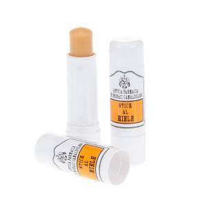 Crèmes visage, stick lèvre: Stick lèvre à base de miel, 5 ml