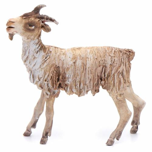 Terracotta goat 13cm Angela Tripi s1