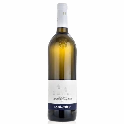 Traminer Aromatique DOC 2011 Abbaye Muri Gries 750 ml s1