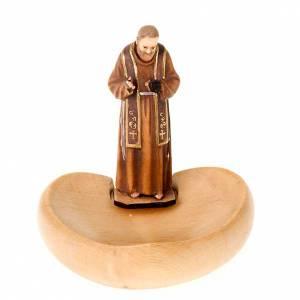 Rosenkranzetuis: Um das Rosenkranz zu enthalten - Padre Pio