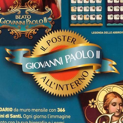 Une année de saints, calendrier 2012 ITALIEN s4