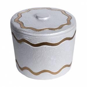 Urna funeraria mármol color nácar s1