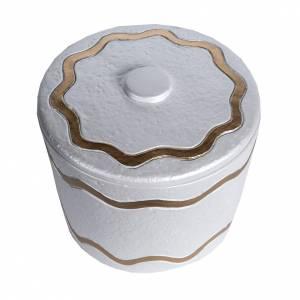 Urna funeraria mármol color nácar s2