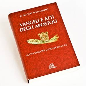 Vangeli: Vangelo e Atti degli Apostoli Rosso