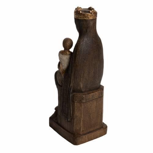 Vierge de Solsona 36 cm bois Bethléem s4