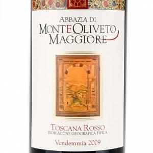 Vin de Toscane rouge 2009 Abbaye Monte Oliveto 750 ml s3