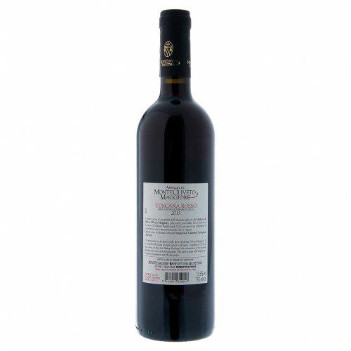 Vino rojo de Toscana - Abadía de Monte Oliveto 2015 s2