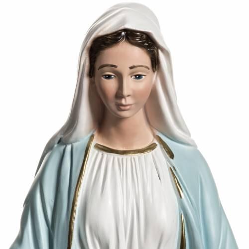 Virgen Milagrosa en resina 40cm s2