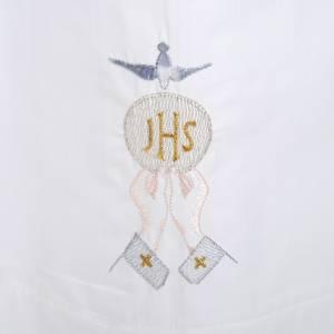 Alben: Weißalbe, Baumwolle, Hostie IHS Heiliger Geist