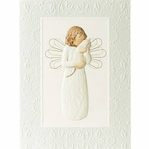 Willow Tree Card - With Affection 14x10,5 s1