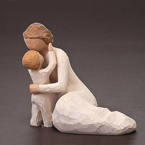 Willow Tree - Child's Touch, enfant et sa mère s3