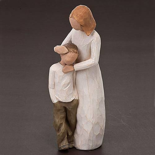 Willow Tree - Mother and son, mère et fils s3
