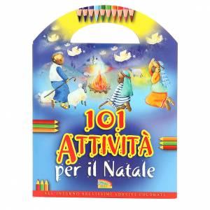 Libri per bambini e ragazzi: 101 attività per il Natale