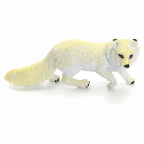 Nativity figurine, fox 12cm s1