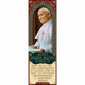 Magnets religieux: Aimant Jean Paul II, esp 03