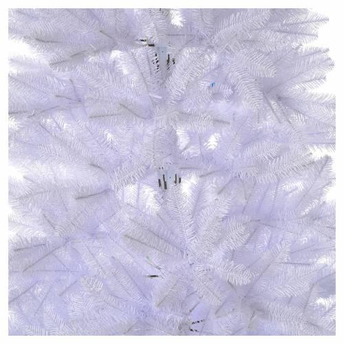 Albero di Natale 210 cm Slim bianco Dunhill 2