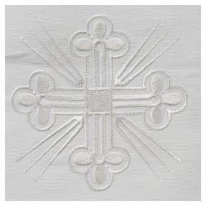 Altar linens: Altar linens, Corporal in linen and polyester