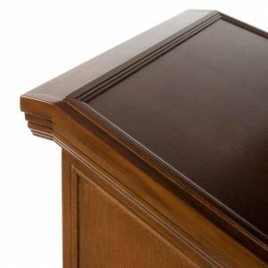 Lecterns: Ambo The Four Evangelists - Walnut Wood