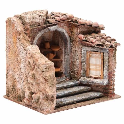 Amphoras shop for nativity 10cm s3