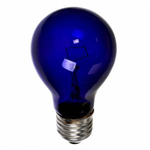 Ampoule lumière noire effet ultraviolets 75W E27 s1