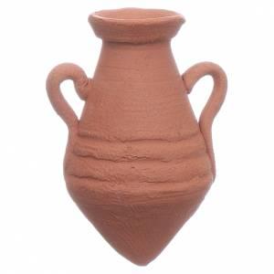 Accessori presepe per casa: Anfora terracotta assortita 3,5x3 cm