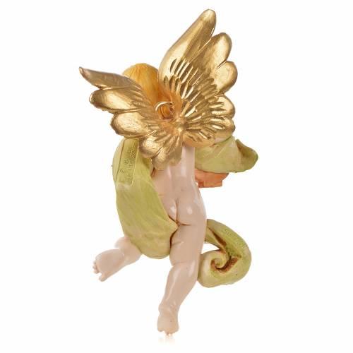 Ange à la lyre 17 cm Fontanini type porcelaine s4