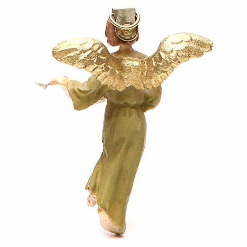 Ange Gloria résine peinte 10 cm gamme M. Landi s2