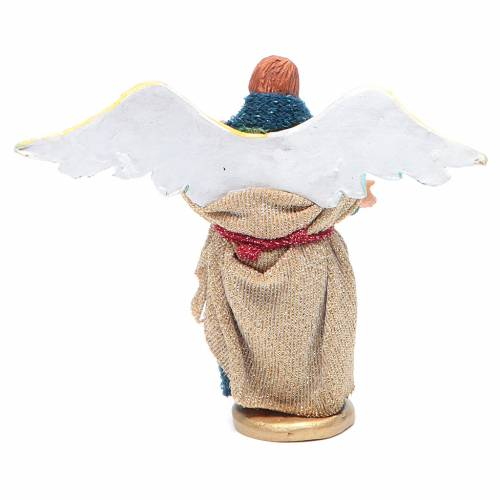 Angel standing, Neapolitan Nativity 10cm s2